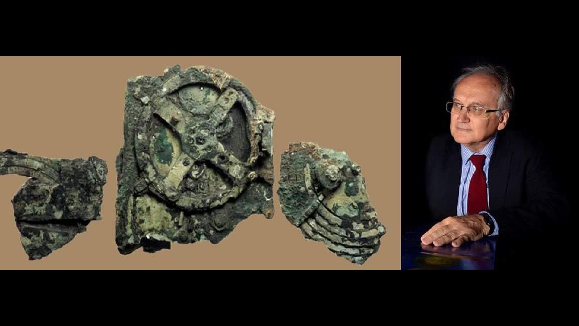 «Ο αρχαιότερος υπολογιστής: από την προϊστορική Θεσσαλία στον μηχανισμό των Αντικυθήρων»