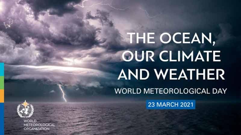 Παγκόσμια Ημέρα Μετεωρολογίας 23 Μαρτίου 2021