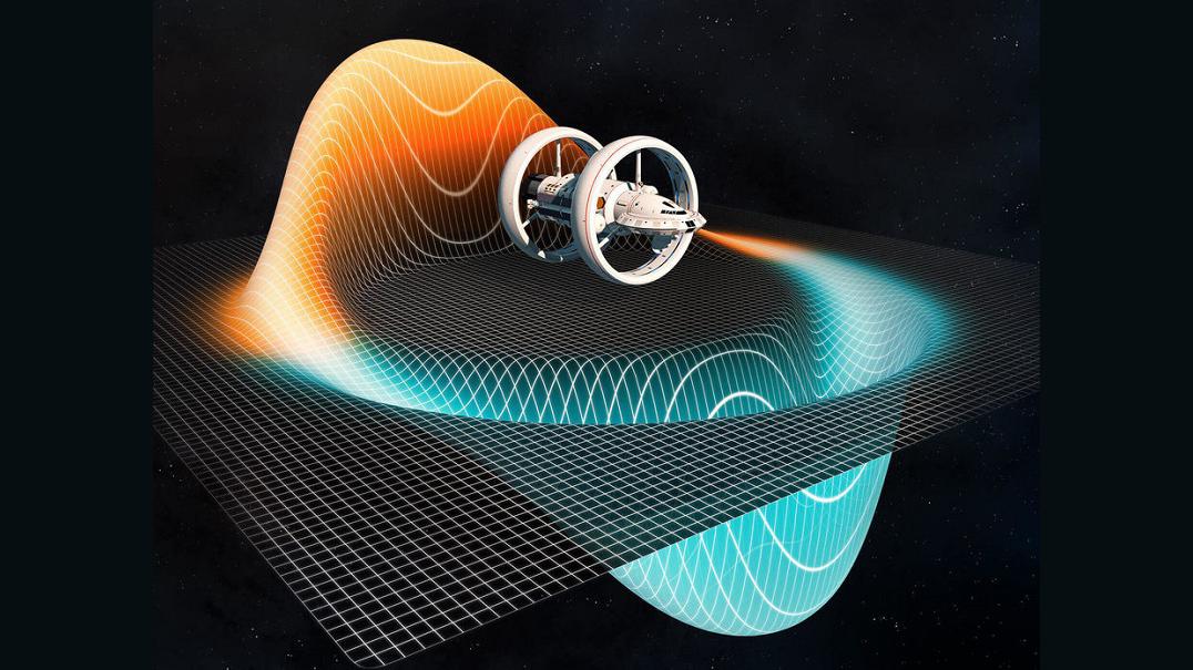 Θεωρητική μέθοδος για ταξίδια σε ταχύτητες μεγαλύτερες του φωτός