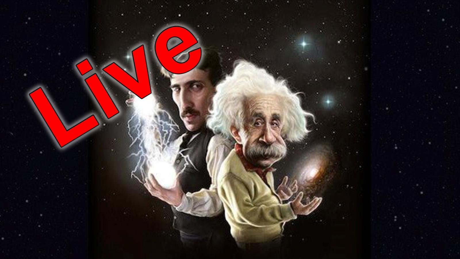 LIVE Η Φυσική Μαγεύει με διαδικτυακές συναντήσεις 13 Φεβρουαρίου 2021
