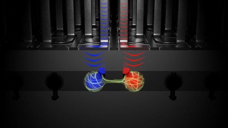 Αξιόπιστοι και εξαιρετικά γρήγοροι κβαντικοί υπολογισμοί  με τρανζίστορ γερμανίου