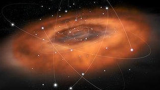 Είναι οι παγκόσμιες σταθερές, σταθερές και κοντά σε μαύρες τρύπες; Μελέτη-μέτρηση στην περιοχή του κέντρου του Γαλαξία μας