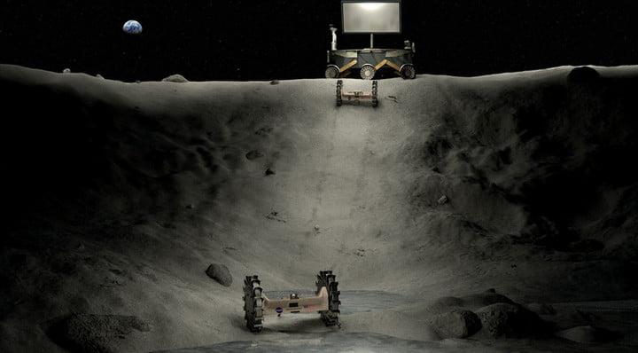 Σχεδιάζονται Διαστημικός Σταθμός γύρω από τη Σελήνη και Σεληνιακό τηλεσκόπιο για να «δει» την αρχή του Σύμπαντος