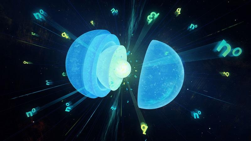 Οι αστέρες νετρονίων αποκαλύπτουν σιγά-σιγά τους πυρήνες τους στους ερευνητές