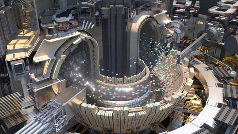 Γαλλία:  κατασκευή του μεγαλύτερου αντιδραστήρα πυρηνικής σύντηξης