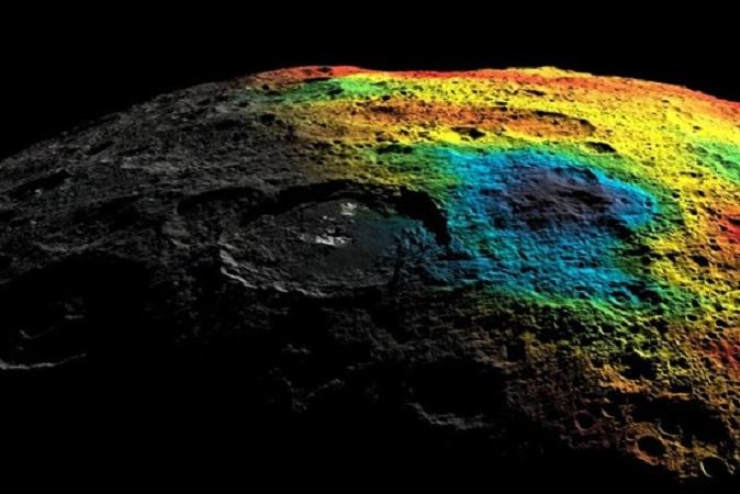 Ο νάνος πλανήτης Δήμητρα έχει δεξαμενές αλμυρού νερού