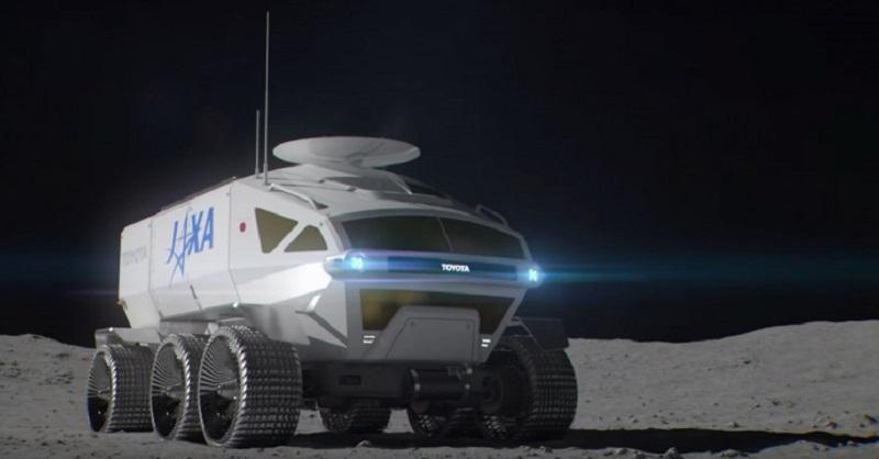 Lunar Cruiser: Παρουσίαση του ιαπωνικού επανδρωμένου όχηματος εδάφους για τη Σελήνη