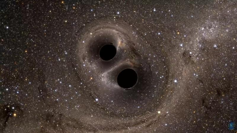 Οι ανιχνευτές βαρυτικών κυμάτων συνέλαβαν την πιο μεγάλη και μακρινή συγχώνευση δύο μαύρων τρυπών