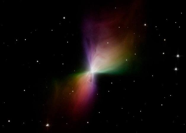 Το ψυχρότερο αντικείμενο στο σύμπαν: Το νεφέλωμα Boomerang