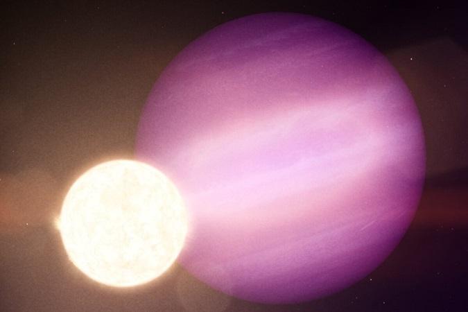 Βρέθηκε ο πρώτος γιγάντιος εξωπλανήτης γύρω από ένα λευκό νάνο αστέρα 80 έτη φωτός μακριά