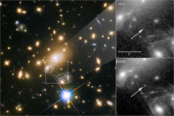 9 δισ. έτη φωτός μακριά είναι το πιο μακρινό αστέρι που έχουμε δει ποτέ