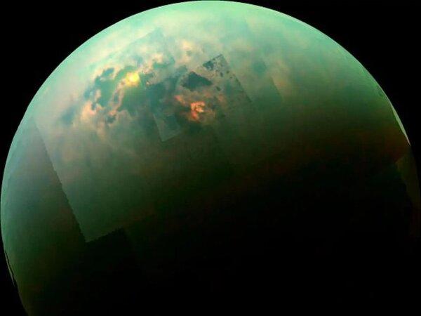 Ανακάλυψη «περίεργου» μορίου στον Τιτάνα