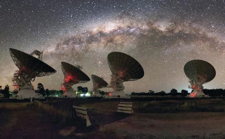 Ανακαλύφθηκε νέα κατηγορία ραδιοαστρονομικών αντικειμένων: περίεργες κυκλικές ραδιο-πηγές