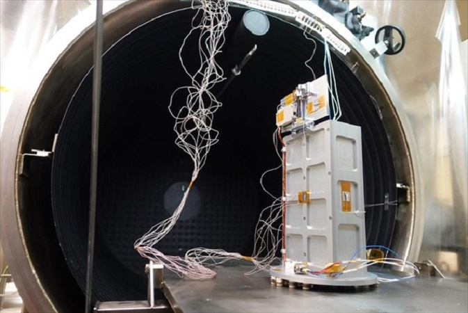 Η αποστολή QUBIK οδηγεί την Ελλάδα ξανά στο διάστημα