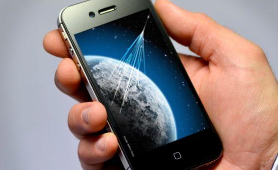 Το κινητό τηλέφωνο ως ανιχνευτής στοιχειωδών σωματιδίων