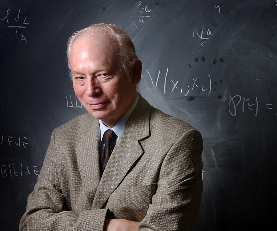 Στους ώμους γιγάντων: Ο Steven Weinberg εξηγεί τον κόσμο