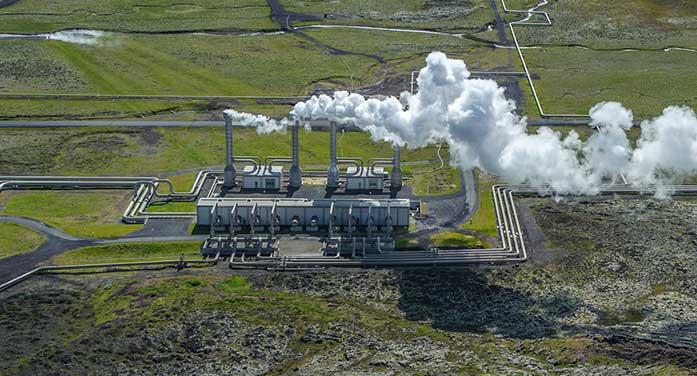 Γεωθερμική ενέργεια θα μπορούσε να παραχθεί από αποθηκευμένο CO2 – σύμφωνα με νέα μελέτη