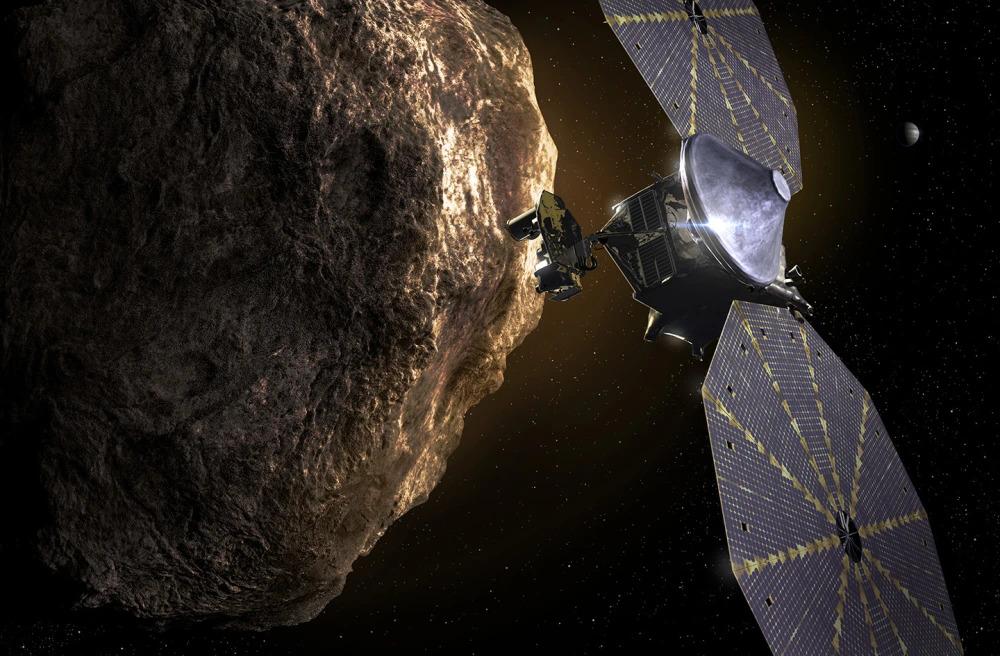 Το διαστημικό σκάφος Lucy εκτοξεύεται προς τους Τρώες