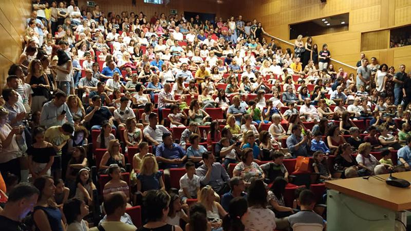 Βράβευση μαθητών στον διαγωνισμό Φυσικής Βόρειας Ελλάδας