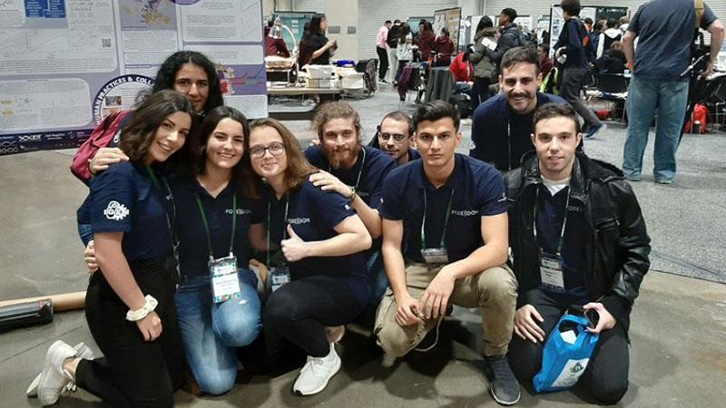 «Χρυσή» η φοιτητική ομάδα του ΑΠΘ σε Παγκόσμιο Διαγωνισμό