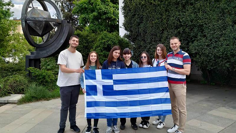 Οι μαθητές της  ελληνικής ομάδας στον διαγωνισμό ΙΥΡΤ μιλούν για την εμπειρία τους!